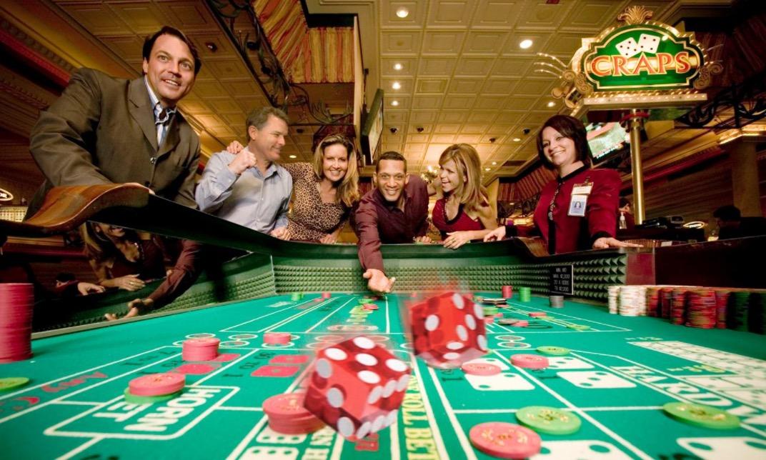 株式市場はカジノ