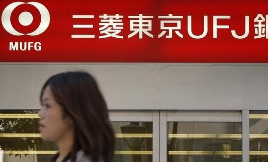 銀行 三菱 株価 ufj