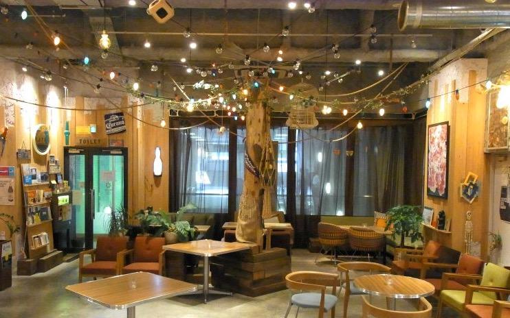 渋谷おすすめカフェ