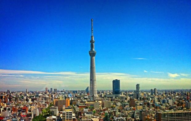東京での生活