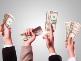 貯金と配当金