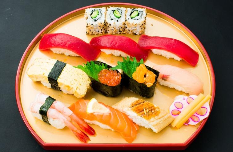 上野アトレ寿司