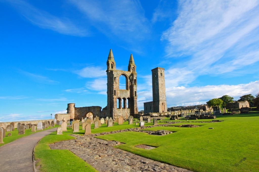 9-the-remains-of-st-andrews-cathedral-in-scotland-provide-a-haunting-setting-for-a-brisk-walk