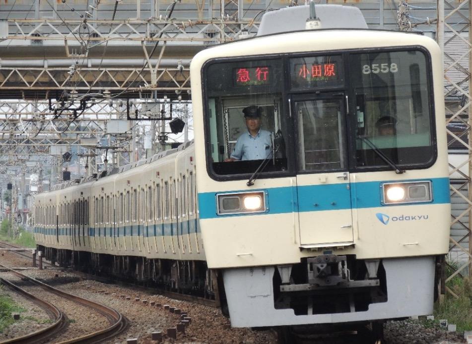 小田急線過去10年株価