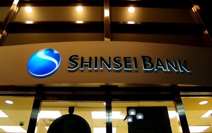 新生銀行の株価分析