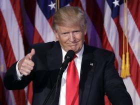 トランプ当選後のアメリカ株