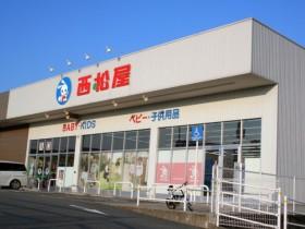 西松屋チェーン株価分析