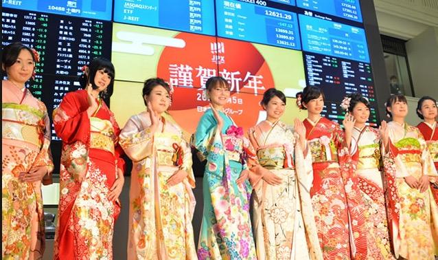 日本株上昇ランキング