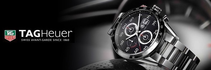 ビジネスマン高級腕時計タグホイヤー