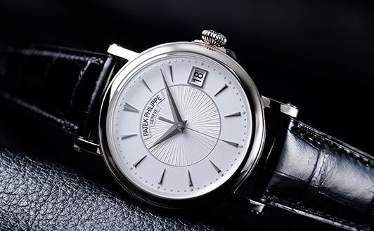 ビジネスマンおすすめ高級腕時計3