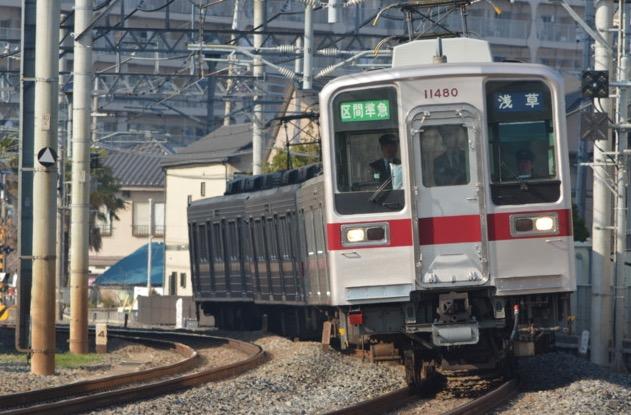 東武鉄道の株価予想1706