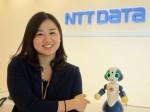 NTTデータの株価予想1706